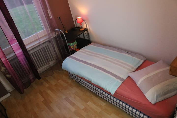 Single Person Room in Luxembourg - Alex