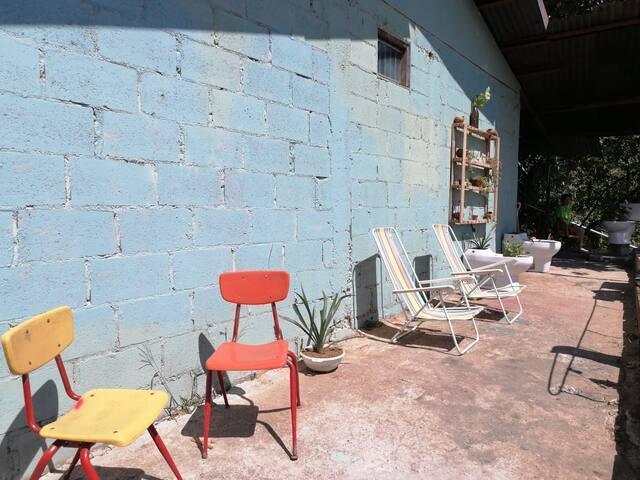 """Habitación Privada en Casa rural """"La Minga"""""""