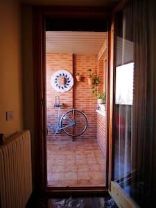 Habitación grande y tranquila, - サラゴサ(Zaragoza) - アパート