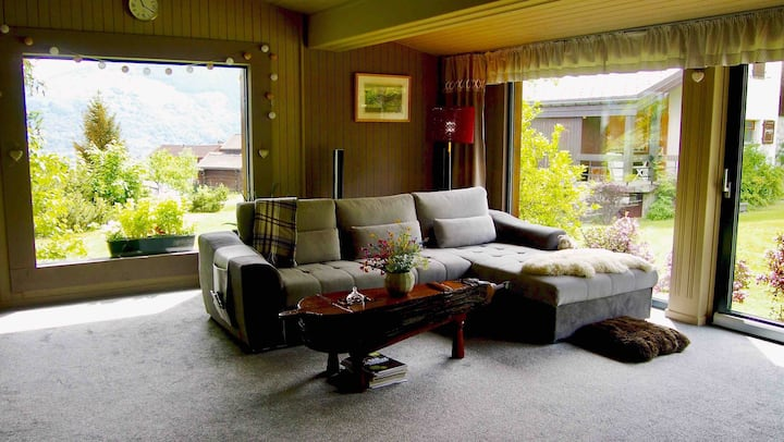 Beautiful House in the center of Nendaz