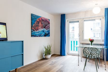 Luxury flat in the heart of Munich - München - Wohnung