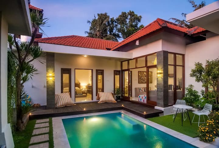 Dukuh House (two bedroom villa)