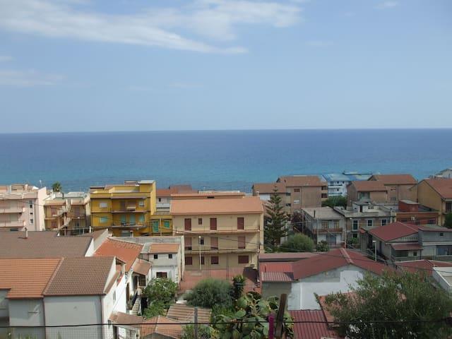 Casa vacanze sul mare Villa Spaia-Brancaleone (RC)