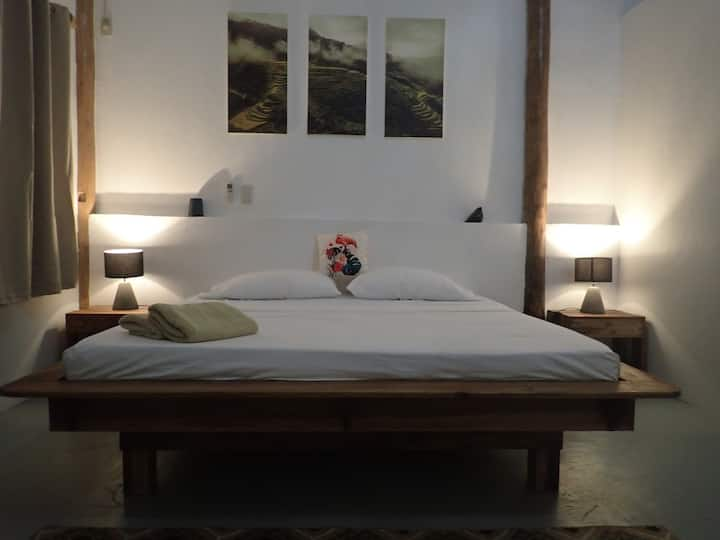 Loft in the heart of el nido town