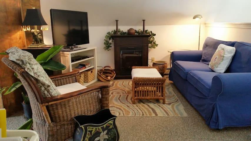 Relaxing Cape Cod Studio Retreat
