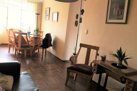 Warm refuge in Cajamarca city, Peru - Cajamarca - Appartement