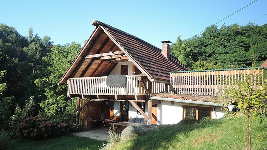 Ferienhaus in den Südsteirischen Weinbergen - Ratsch an der Weinstraße - 一軒家