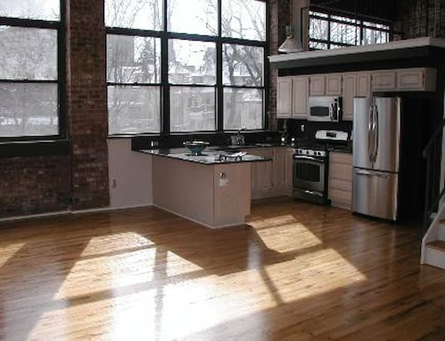 Fantastic NYC-style LOFT--2 BR - City of Orange - Loft