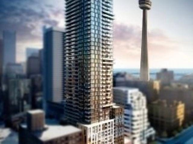 Sky 40 Floor CNTower view - walk2 TIFF/MTCC/Rogers