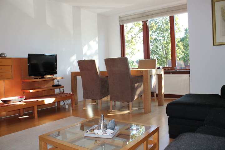 Spacious family house with garden and free parking - Amsterdam - Huis