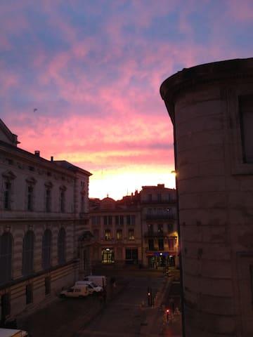 Jolie Chambre 11m2, coeur centre - 2 rue du Cygne - Montpellier - Apartment