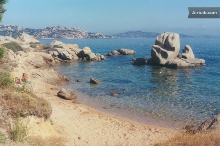 Palau (La Gritta) Sardegna Fronte mare