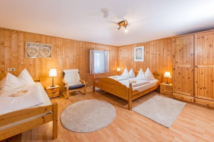 Bio Hotel Tiefenbach Appartement Ossi
