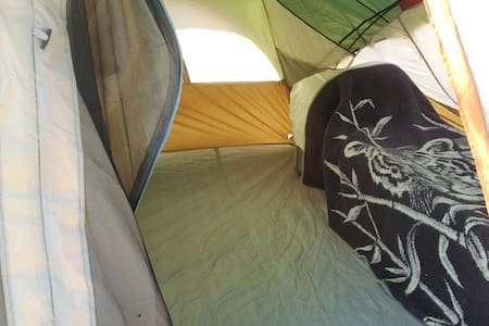 Slab City Hostel - Room in tent - Slab city