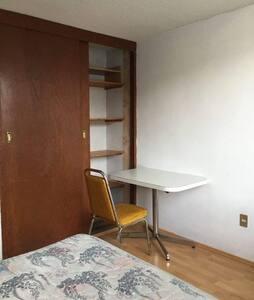 Lindas habitaciones. Privadas y acogedoras.