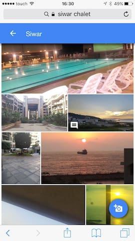 Sea view beautiful 1bdr - Zouk