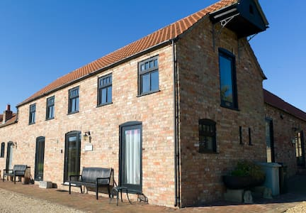 The Granary, a luxury countryside wolds retreat.