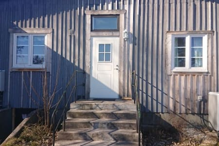 Billigt boende i Lärbro-dubbelrum