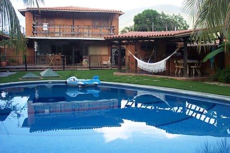 Casa caribeña en Isla de Margarita - Paraguachí