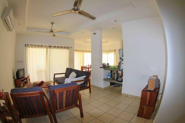 Surf and Golf in Iguana Condo C1 - Managua Department - Lägenhet
