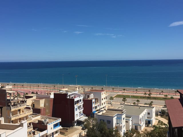 Complexe luxury vue sur mer direct - Oued Laou - Condomínio