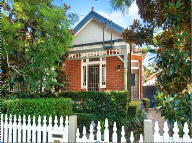 Character house near Harbour Bridge - Neutral Bay - Haus