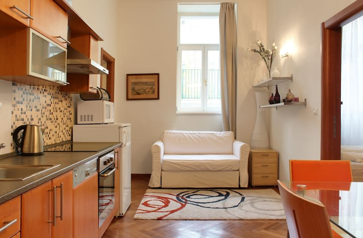 Modest Apartment Prague