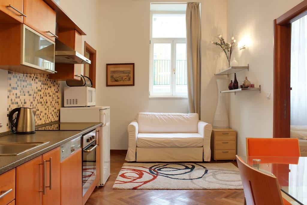 modest apartment prague wohnungen zur miete in prag. Black Bedroom Furniture Sets. Home Design Ideas