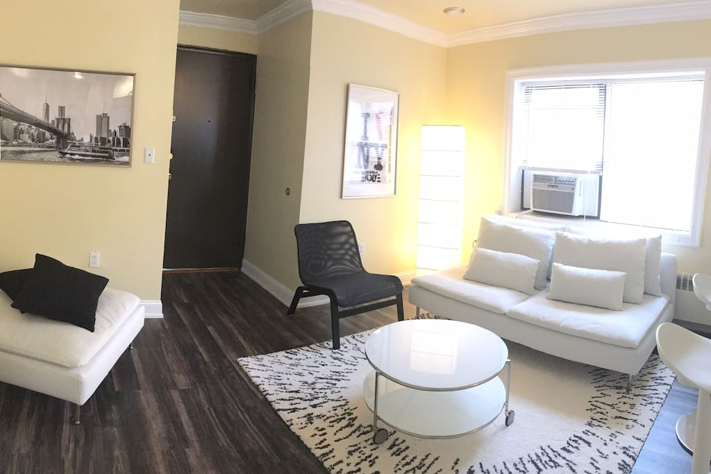 Contemporary Modern Apt Parking Avail 20min To Nyc Apartments For Rent In North Bergen New