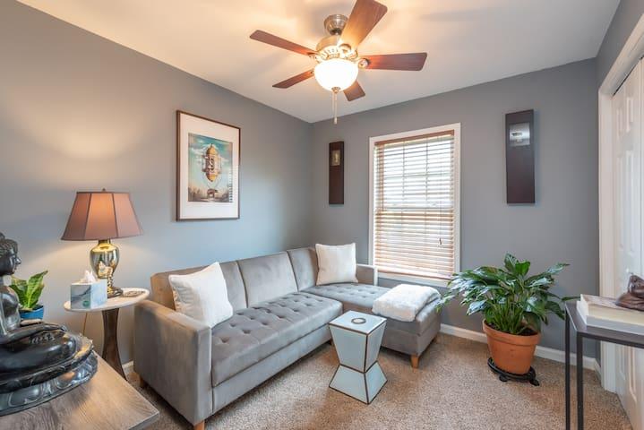 Guest Bedroom 3 with Sleeper Sofa