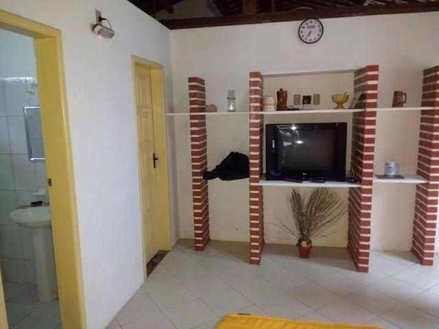 Garapuá, casa p 16 hóspedes, praia - Cairu