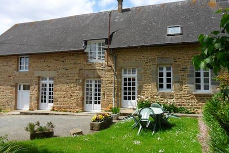 Gîte à la campagne - Savigny-le-Vieux - Hus