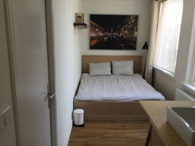 Cozy and quite room in appartement newly renovated