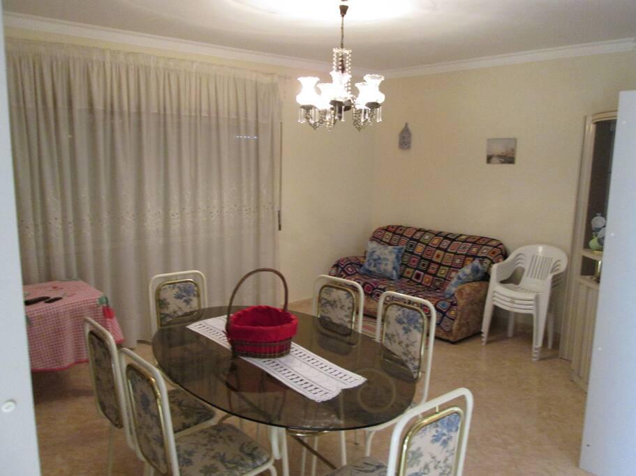 Sala / Dinning room