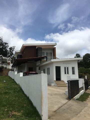 Clover - Calyptus (3BHK house in Ooty)
