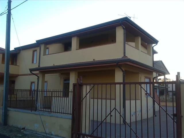CASA VACANZA COSTA IONICA - Steccato di Cutro - Casa