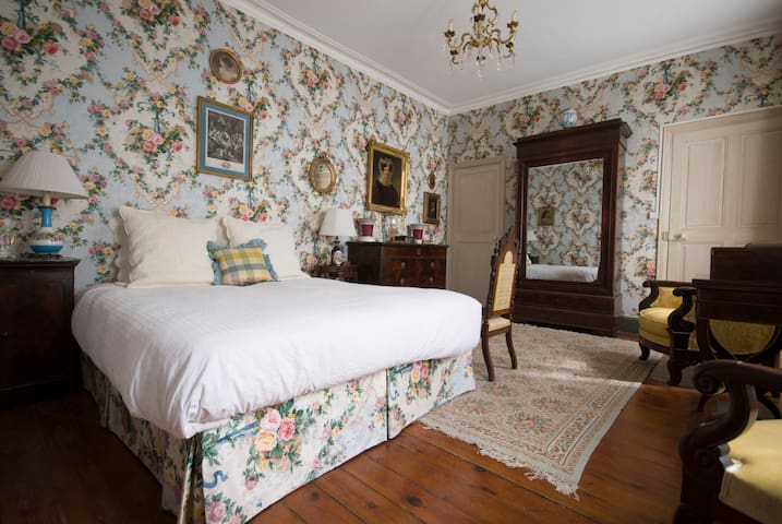La Maison Bourgeoise, period room - Le Thor - Bed & Breakfast