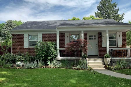 Charming & Updated  Sugarhouse Bungalow