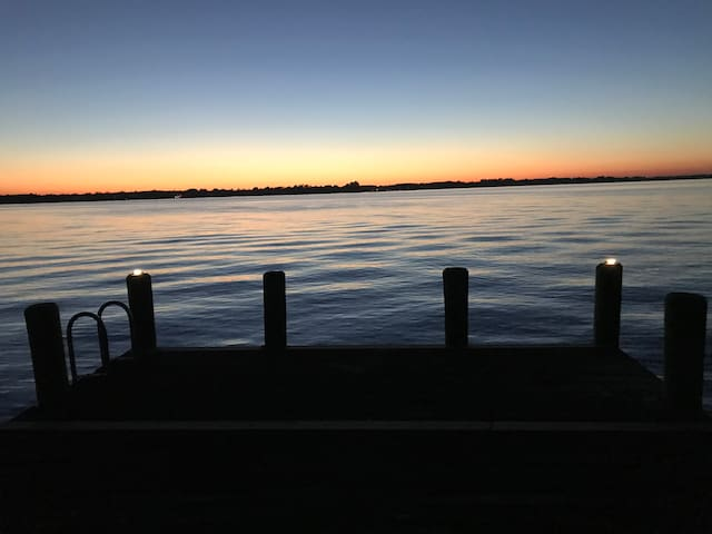 Edgewater Beach - Great location on the Pamlico!!