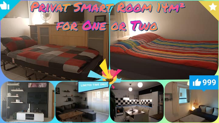 Smart Room 14m²