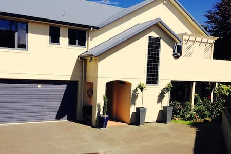 Tranquil, private 2 bedroomed unit, own entrance