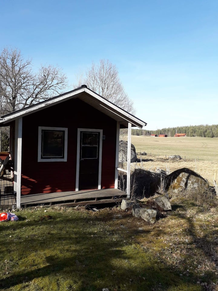 Cozy cottage 20 minutes from vimmerby/ALV
