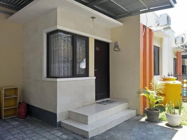 The cozy Korji Terrace House