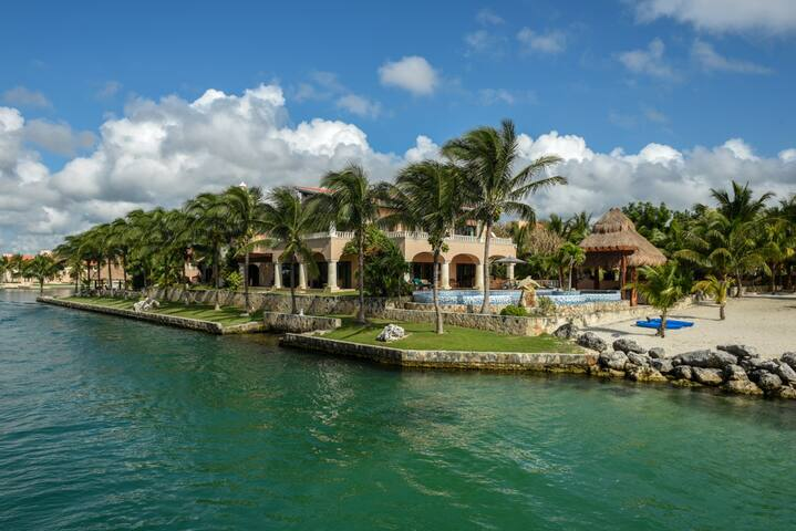 Luxury Village in Riviera Maya - Puerto Aventuras - Villa