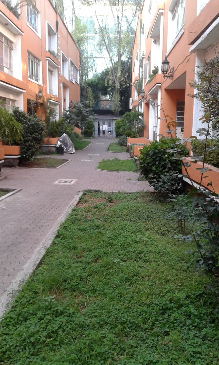 Vintage Home zona rosa  en el centro de todo CDMX