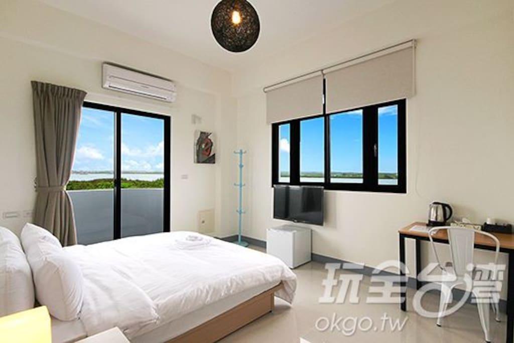 這是我們房號1103的房間