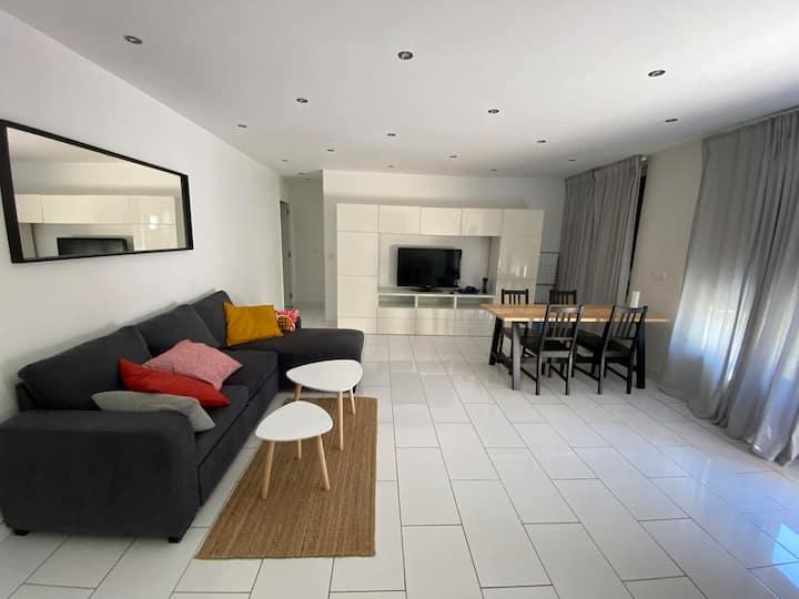 Appartement spacieux