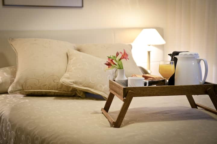 Habitación Standard Doble -Hotel Iruña