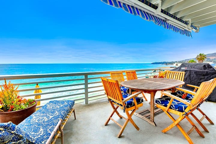 Stunning Oceanfront Home w/ Amazing Views + Pets Ok
