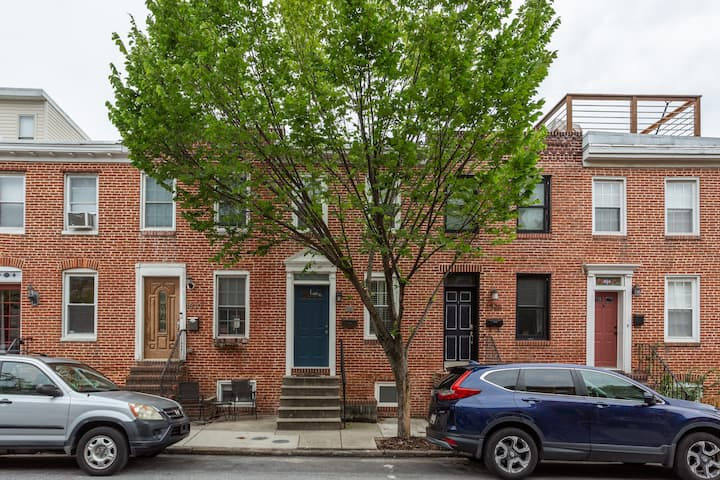 Classic Rowhouse in Federal Hill